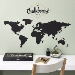 Tablicowa Mapa Świata