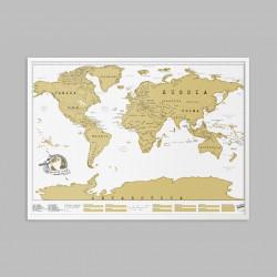 Mapa-zdrapka-w-ramce