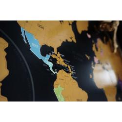 Mapa Zdrapka Scratch&Travel